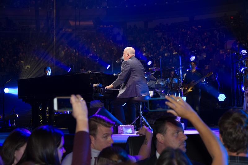 Billy Joel At Madison Square Garden New York, NY – September 26, 2015 (Photo 51)