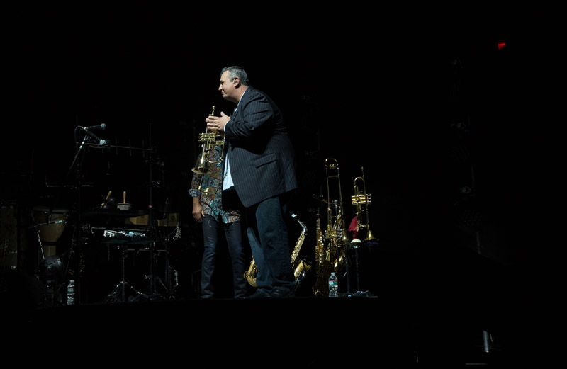 Billy Joel At Madison Square Garden New York, NY – October 21, 2015 (Photo 43)
