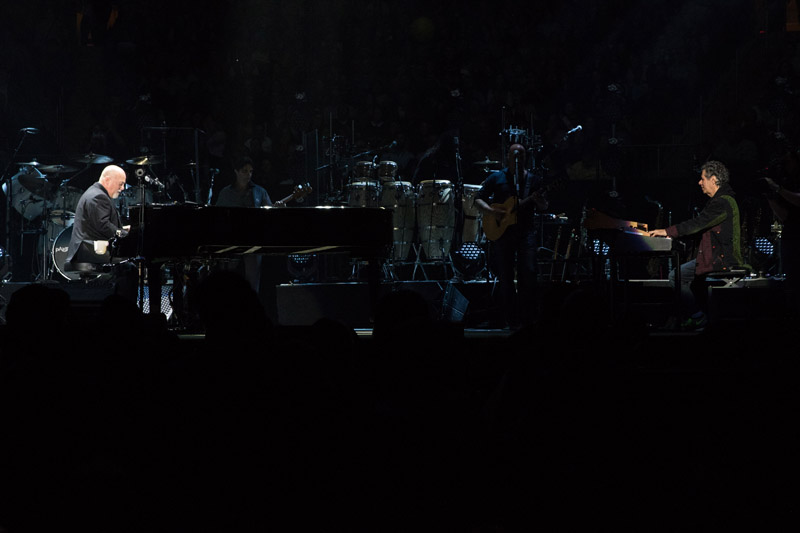 Billy Joel At Madison Square Garden New York, NY – November 19, 2015 (Photo 44)