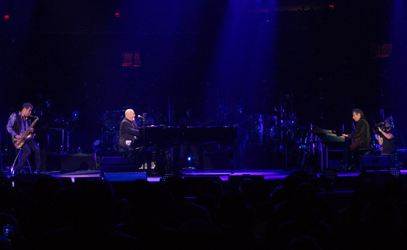 Billy Joel At Madison Square Garden New York, NY – November 19, 2015 (Photo 46)