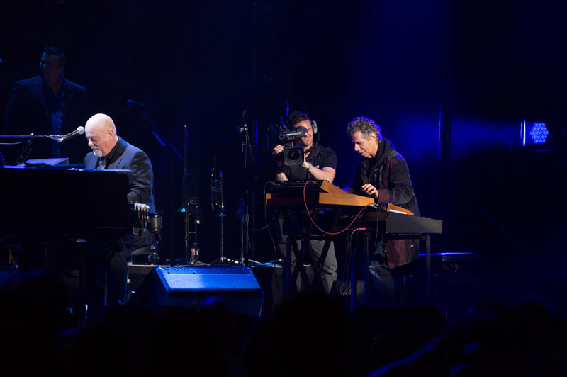 Billy Joel At Madison Square Garden New York, NY – November 19, 2015 (Photo 51)