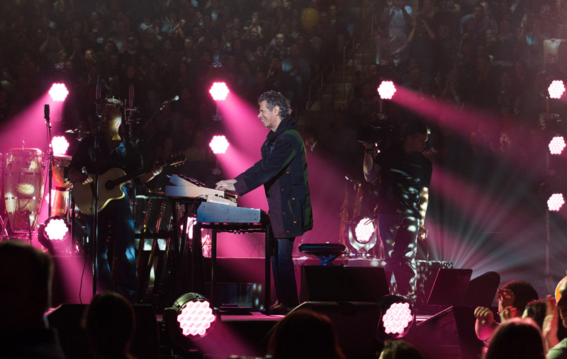 Billy Joel At Madison Square Garden New York, NY – November 19, 2015 (Photo 53)