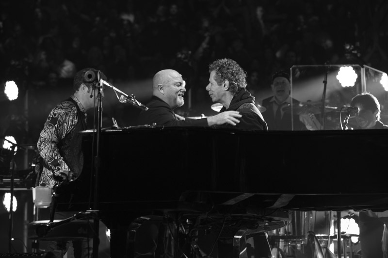 Billy Joel At Madison Square Garden New York, NY – November 19, 2015 (Photo 54)