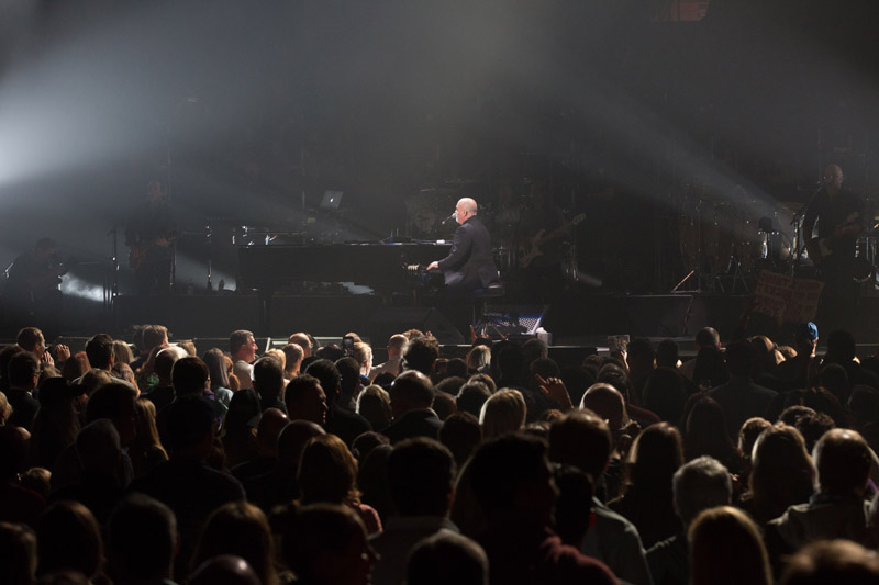 Billy Joel At Madison Square Garden New York, NY – November 19, 2015 (Photo 59)
