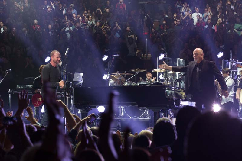 Billy Joel At Madison Square Garden November 25 2014 Photo 21 Billy Joel Official Site