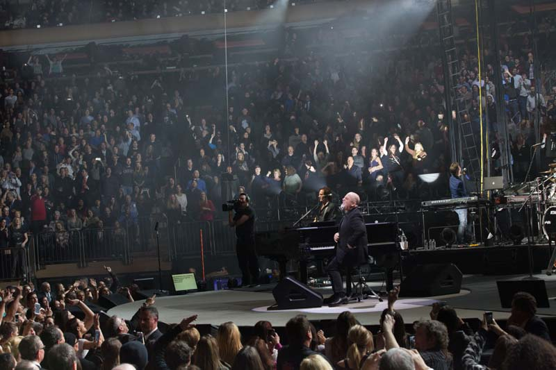 Billy Joel At Madison Square Garden – November 25, 2014 (Photo 36)