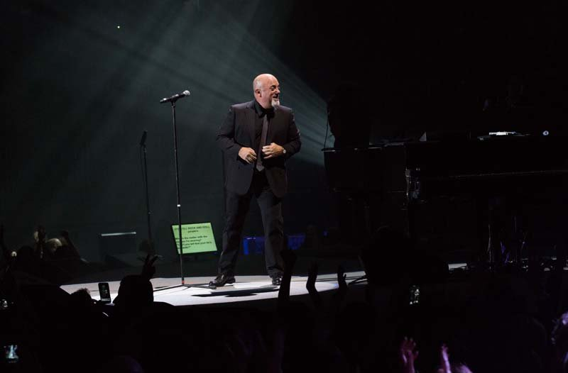 Billy Joel At Madison Square Garden – November 25, 2014 (Photo 43)
