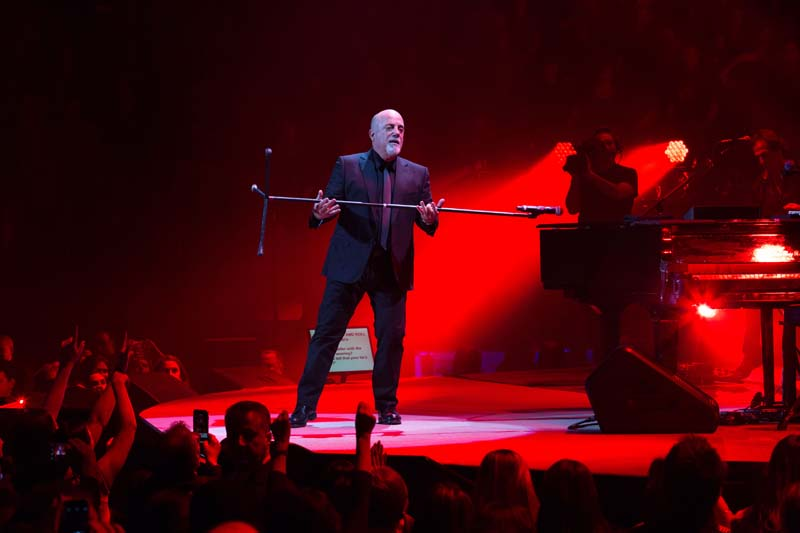 Billy Joel At Madison Square Garden – November 25, 2014 (Photo 44)