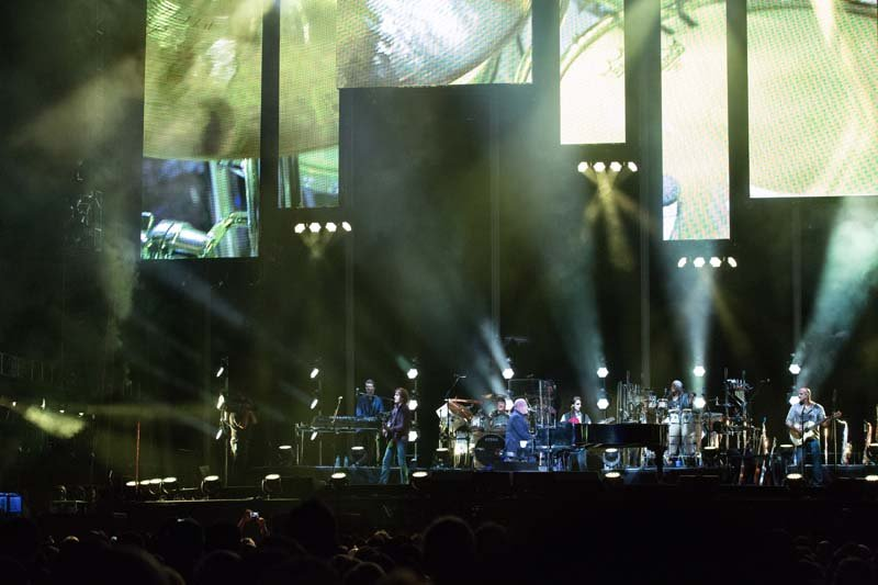 Billy Joel At Citizens Bank Park – August 2, 2014 (Photo 39)