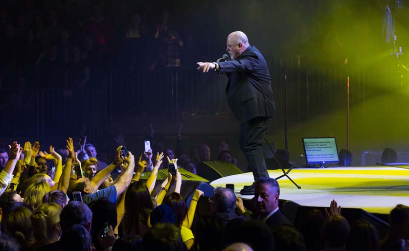 Billy Joel At Madison Square Garden – November 25, 2014 (Photo 45)