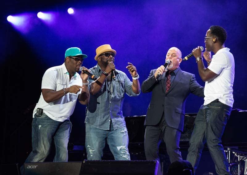 Billy Joel in Philadelphia Aug 2nd
