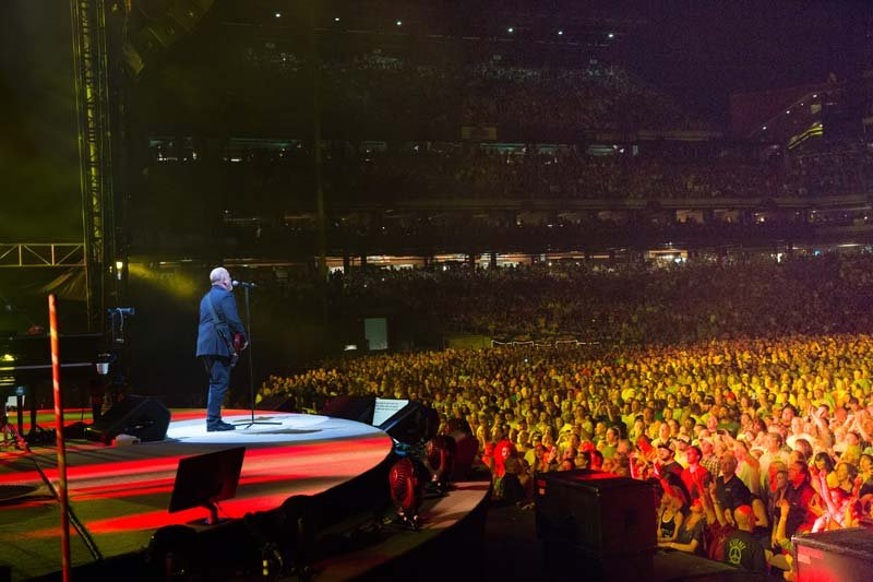 Billy Joel At Citizens Bank Park – August 2, 2014 (Photo 53)