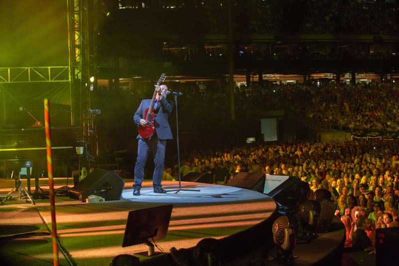 Billy Joel At Citizens Bank Park – August 2, 2014 (Photo 54)