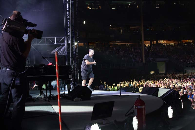 Billy Joel At Citizens Bank Park – August 2, 2014 (Photo 55)