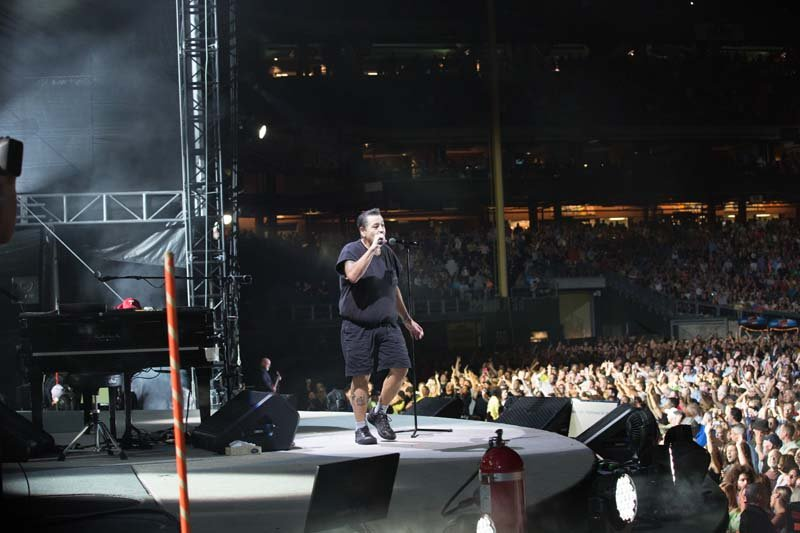 Billy Joel At Citizens Bank Park – August 2, 2014 (Photo 56)