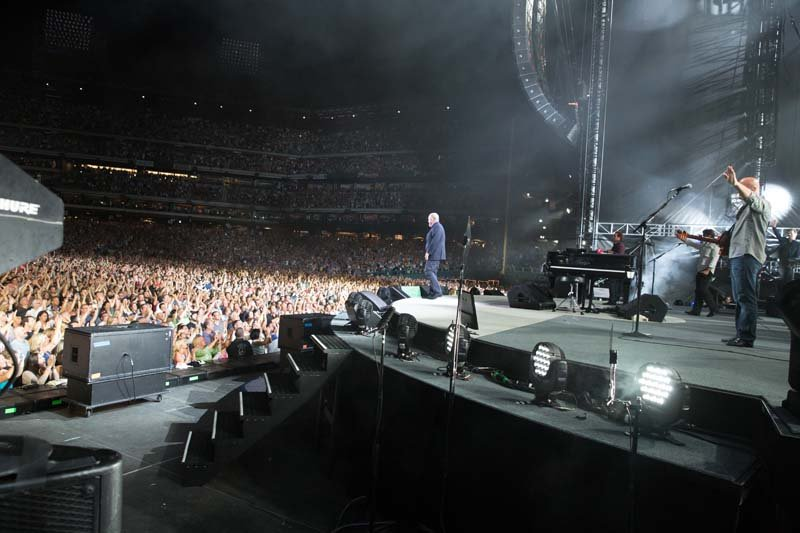 Billy Joel At Citizens Bank Park – August 2, 2014 (Photo 62)