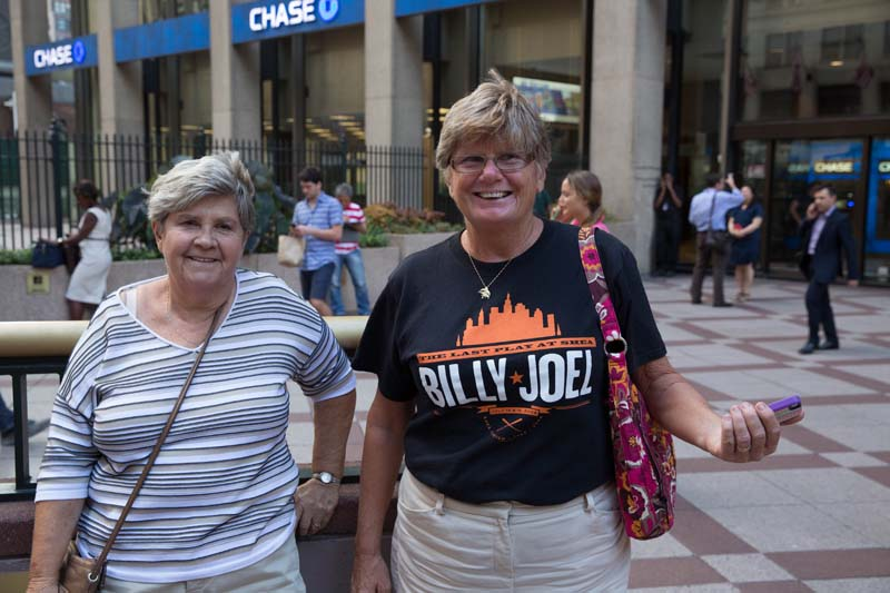 Billy Joel At Madison Square Garden – August 7, 2014 (Photo 4)