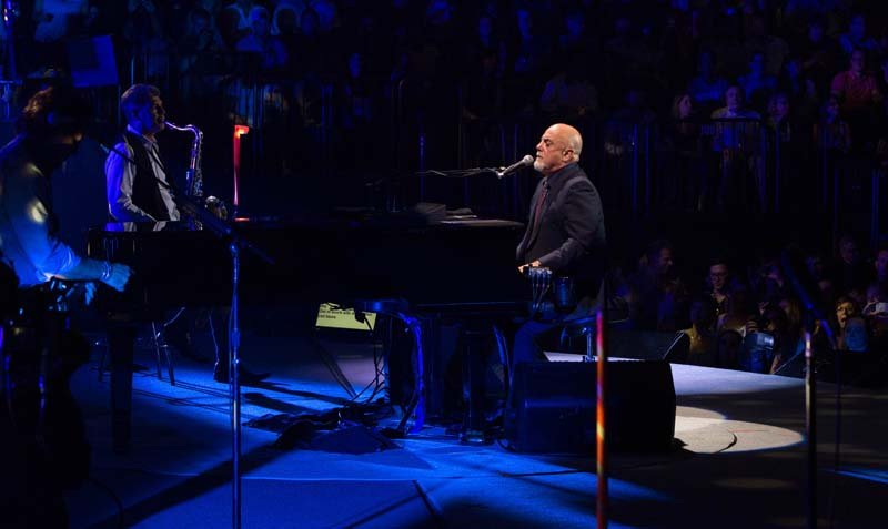 Billy Joel At Madison Square Garden – August 7, 2014 (Photo 21)