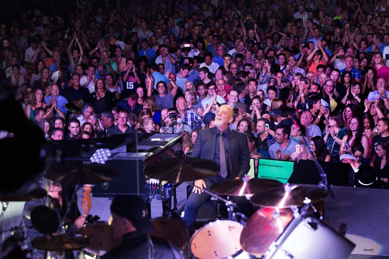 Billy Joel At Madison Square Garden – August 7, 2014 (Photo 23)