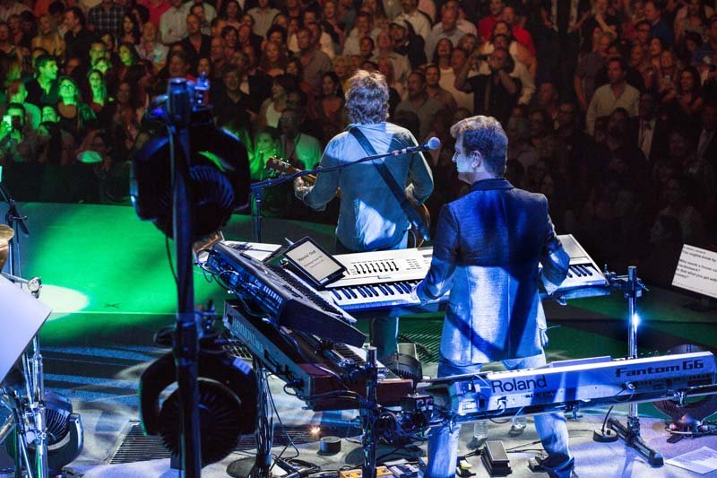 Billy Joel At Madison Square Garden – August 7, 2014 (Photo 24)