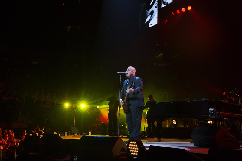 Billy Joel At Madison Square Garden New York, NY – January 7, 2016 (Photo 65)