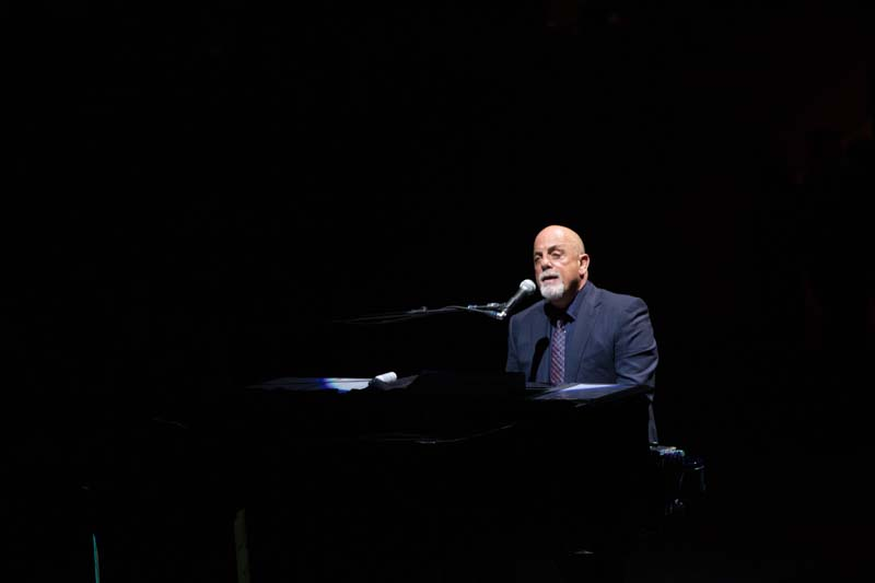 Billy Joel At Madison Square Garden – August 7, 2014 (Photo 26)