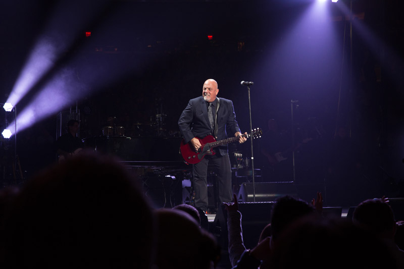 Billy Joel At Madison Square Garden New York, NY – January 7, 2016 (Photo 66)