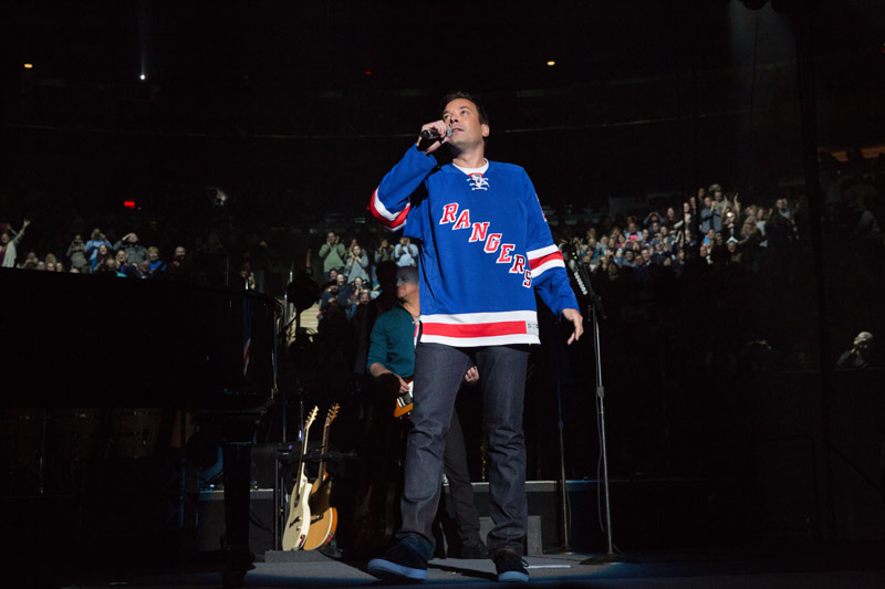 Billy Joel At Madison Square Garden New York, NY – January 7, 2016 (Photo 71)