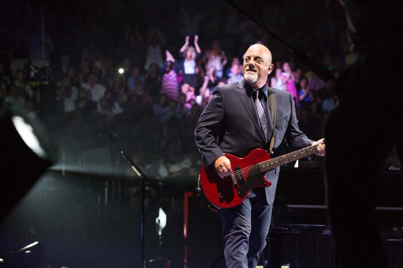Billy Joel at MSG Aug 7th