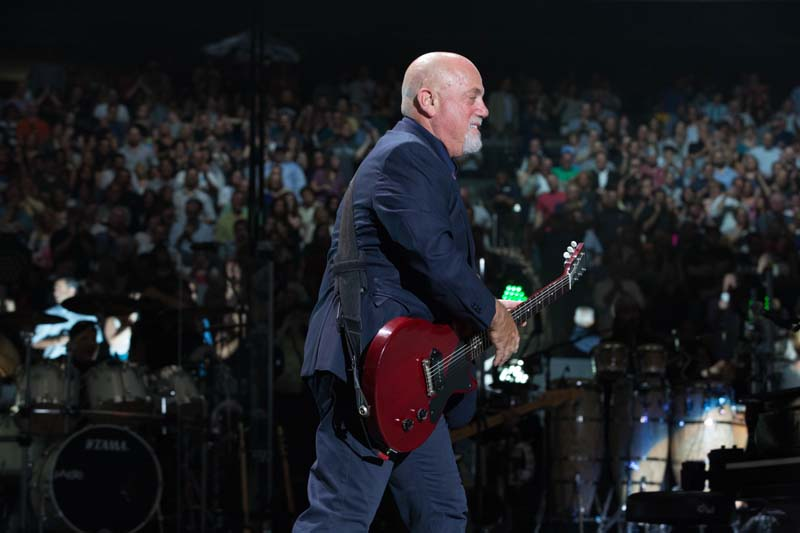 Billy Joel At Madison Square Garden – August 7, 2014 (Photo 44)