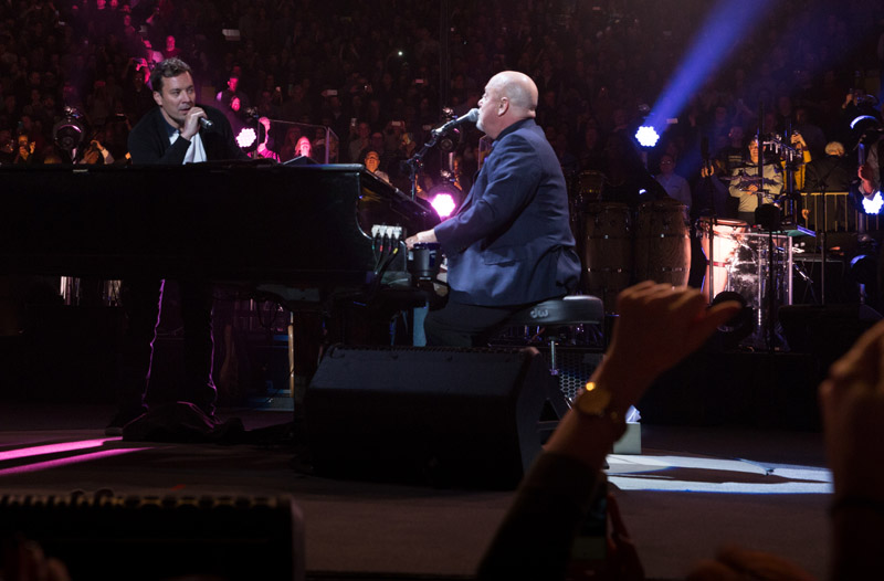 Billy joel at madison square garden new york ny january 7 2016 photo 55 billy joel for Madison square garden concert tonight