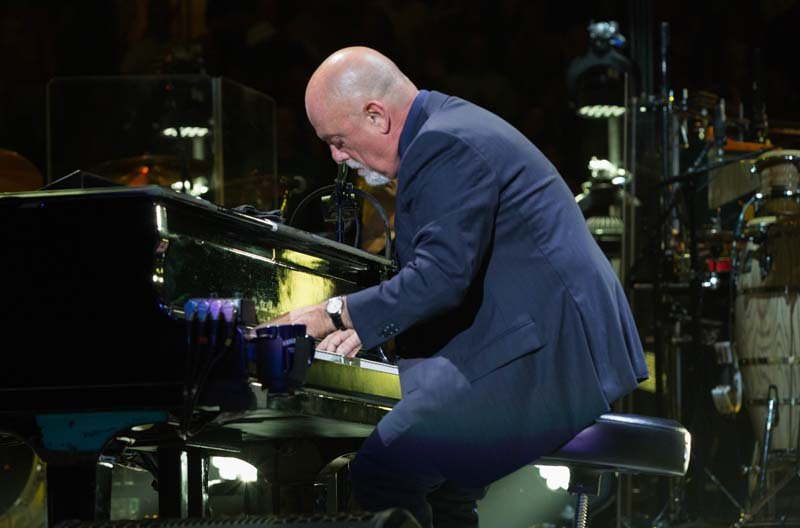 Billy Joel At Madison Square Garden – August 7, 2014 (Photo 48)