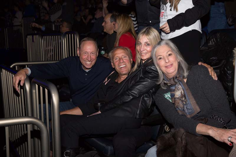 Dennis Arfa and Friends At the Garden