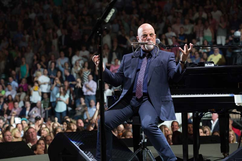 Billy Joel At Madison Square Garden – August 7, 2014 (Photo 53)