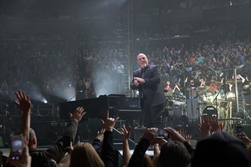Billy Joel At Madison Square Garden New York Ny February 18 2015 Photo 16 Billy Joel