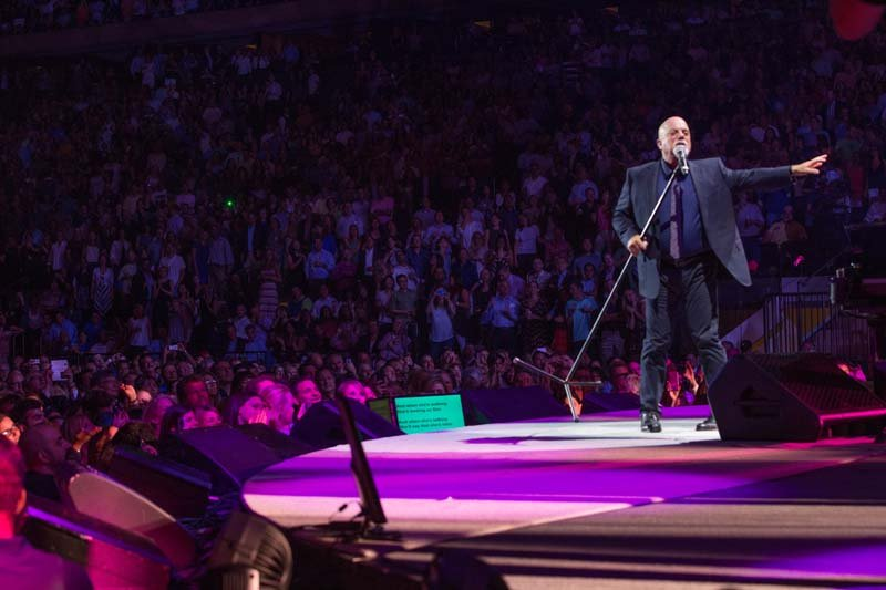 Billy Joel At Madison Square Garden – August 7, 2014 (Photo 55)