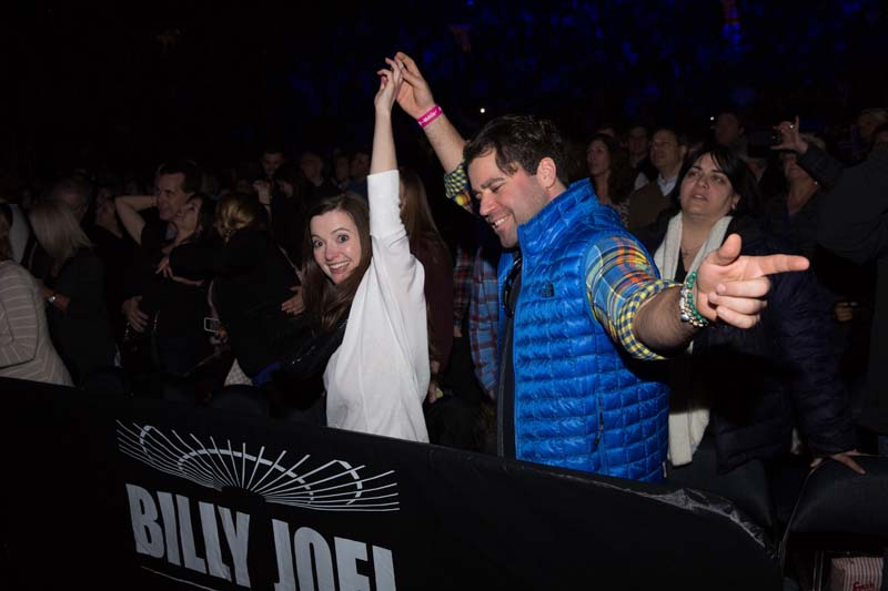 Billy Joel At Madison Square Garden New York, NY – February 18, 2015 (Photo 23)