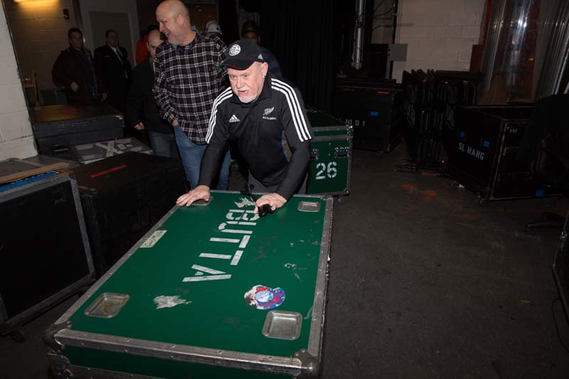Billy Joel At Madison Square Garden New York, NY – February 18, 2015 (Photo 27)