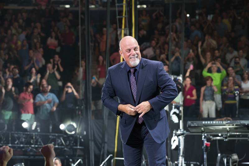 Billy Joel At Madison Square Garden – August 7, 2014 (Photo 65)