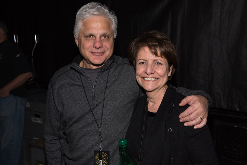 Billy and Theresa Zampino, Billy Joel Live At MSG, January 7th, 2016