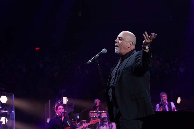 Billy Joel At Madison Square Garden New York Ny April 3 2015 Photo 58 Billy Joel