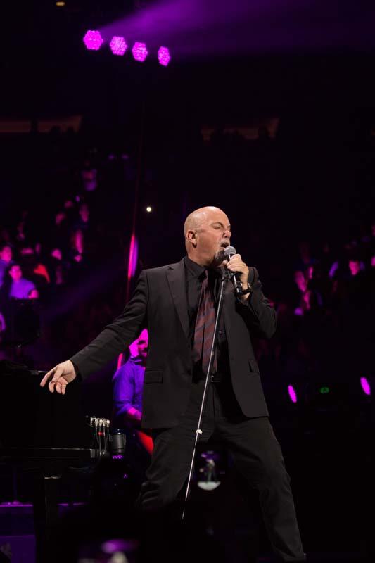 Billy Joel At Madison Square Garden New York, NY – April 3, 2015 (Photo 64)