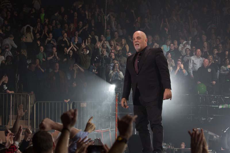 Billy Joel At Madison Square Garden New York, NY – April 3, 2015 (Photo 70)