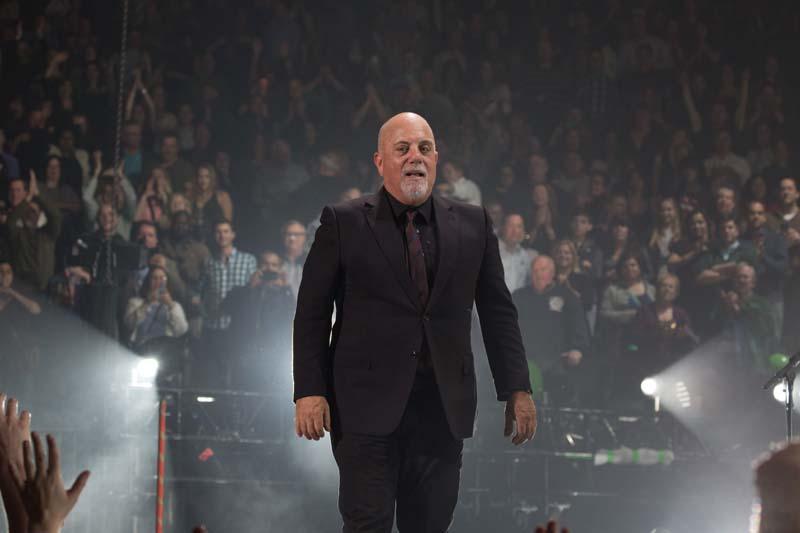 Billy Joel At Madison Square Garden New York, NY – April 3, 2015 (Photo 71)
