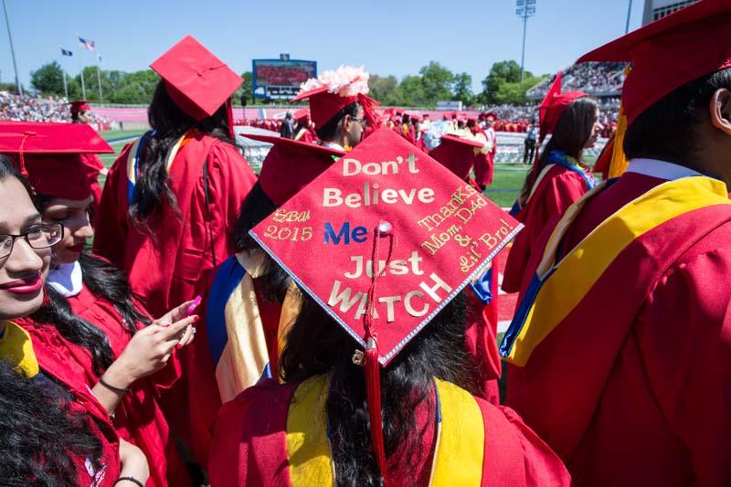 Stony Brook University Commencement 2015 (Photo 9)