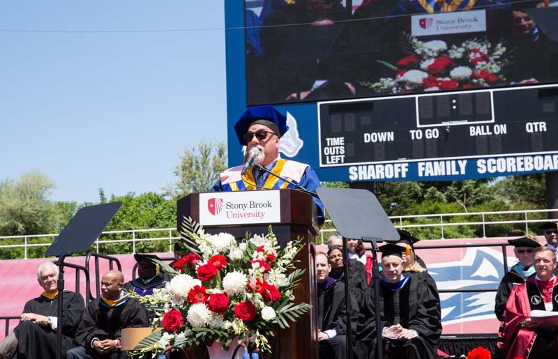 Stony Brook University Commencement 2015 (Photo 25)