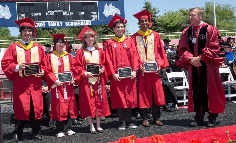 Stony Brook University Commencement 2015 (Photo 29)