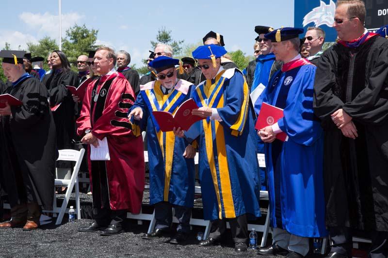 Stony Brook University Commencement 2015 (Photo 35)