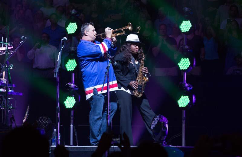 Billy Joel At Madison Square Garden New York, NY – May 28, 2015 (Photo 30)
