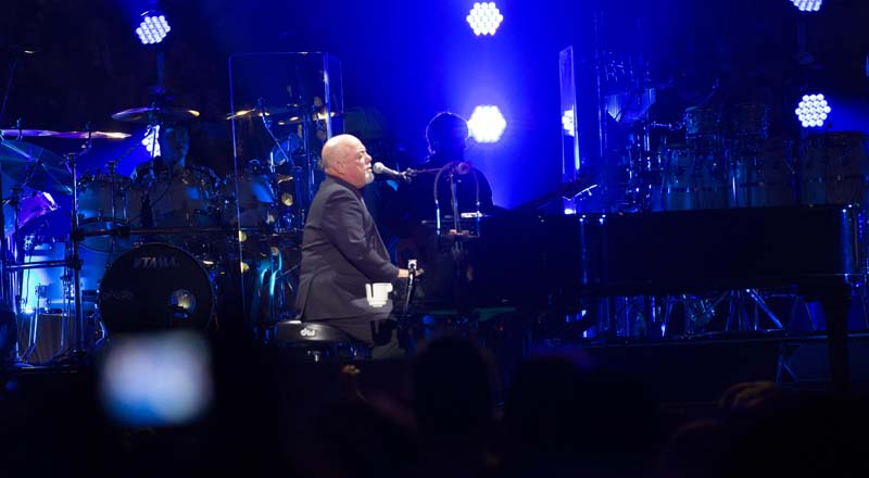 Billy Joel At Madison Square Garden – September 17, 2014 (Photo 10)